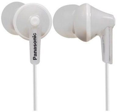 Słuchawki PANASONIC RP-HJE125E-W