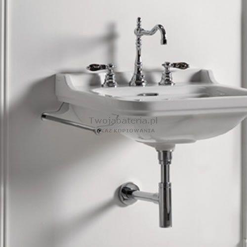 WALDORF Reling do umywalki 40 cm, chrom 740890