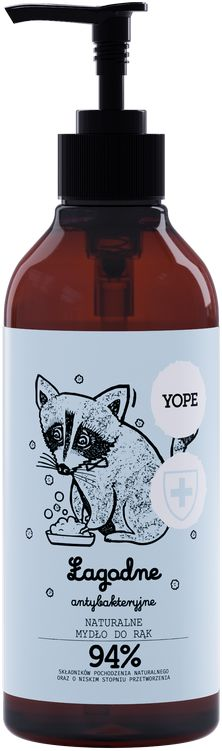 YOPE Mydło Antybakteryjne Herbata 400 ml