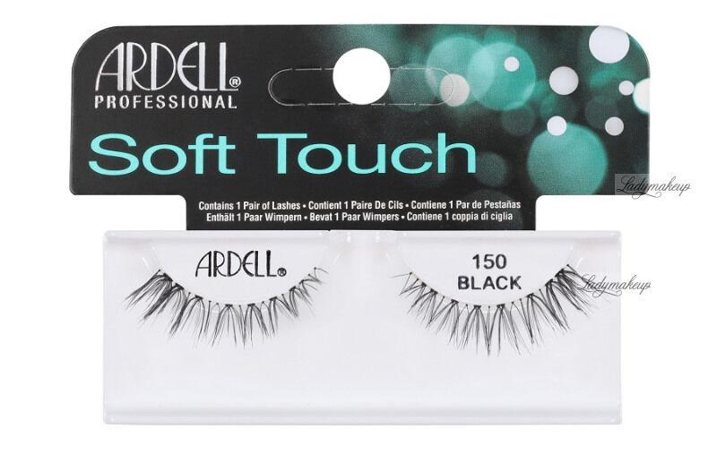 ARDELL - Soft Touch - Rzęsy na pasku - 150