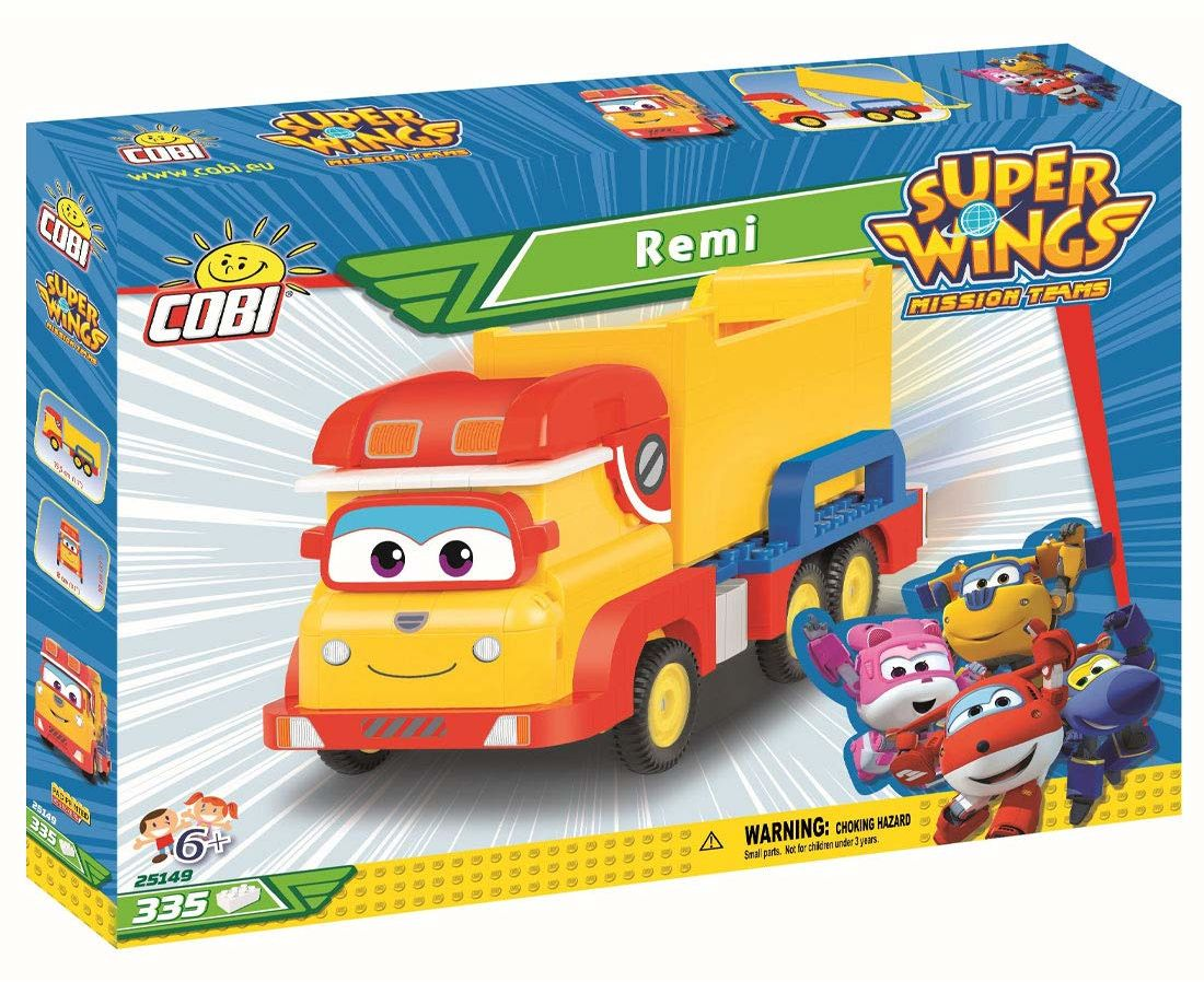 COBI COB25149 Super Wings-Remi