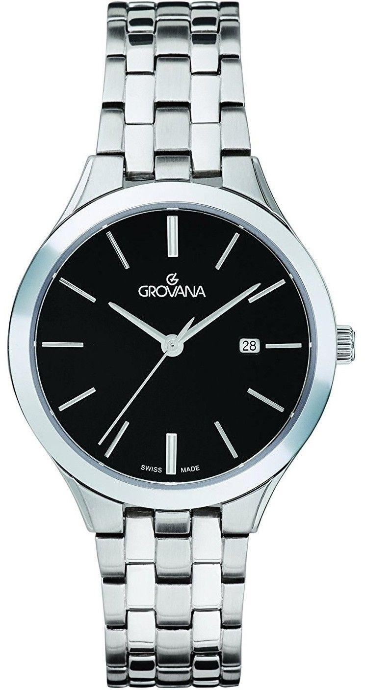Zegarek Grovana 5016.1137 - CENA DO NEGOCJACJI - DOSTAWA DHL GRATIS, KUPUJ BEZ RYZYKA - 100 dni na zwrot, możliwość wygrawerowania dowolnego tekstu.