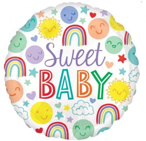 Balon foliowy Sweet Baby