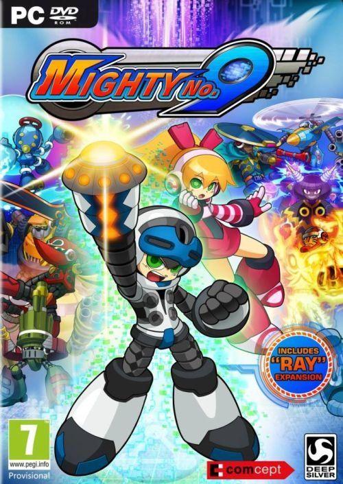 Mighty no. 9 (PC) DIGITAL