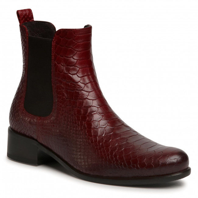 Sztyblety GINO ROSSI - 8484-05C Red