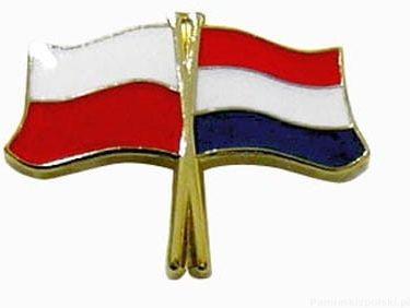 Flaga Polska - Holandia