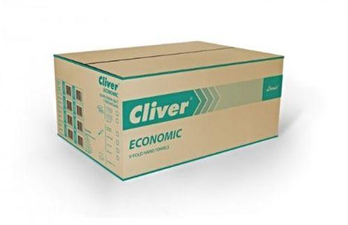 Ręcznik papierowy składany ZZ Cliver biały