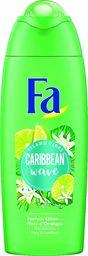 Fa - Żel pod prysznic - Fala karaibska - Kwiat cytryny i pomarańczy - Świeży i tonizujący - 250 ml