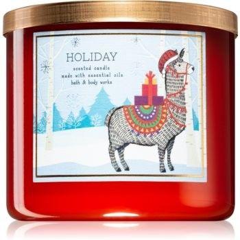 Bath & Body Works Holiday świeczka zapachowa 411 g