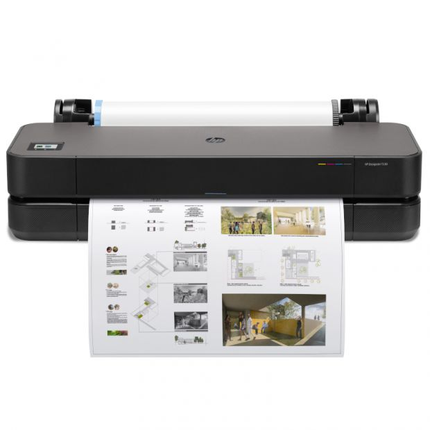 Ploter HP DesignJet T230 (610 mm) (5HB07A)