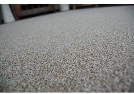 Wykładzina dywanowa MOORLAND TWIST 720 beż
