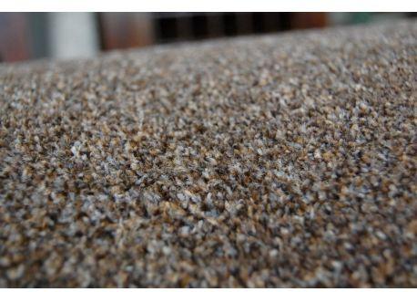 Wykładzina dywanowa MOORLAND TWIST 880 jasny brąz