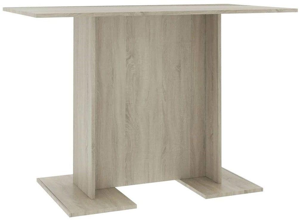 Stół jadalniany drewniany Rivers  dąb sonoma