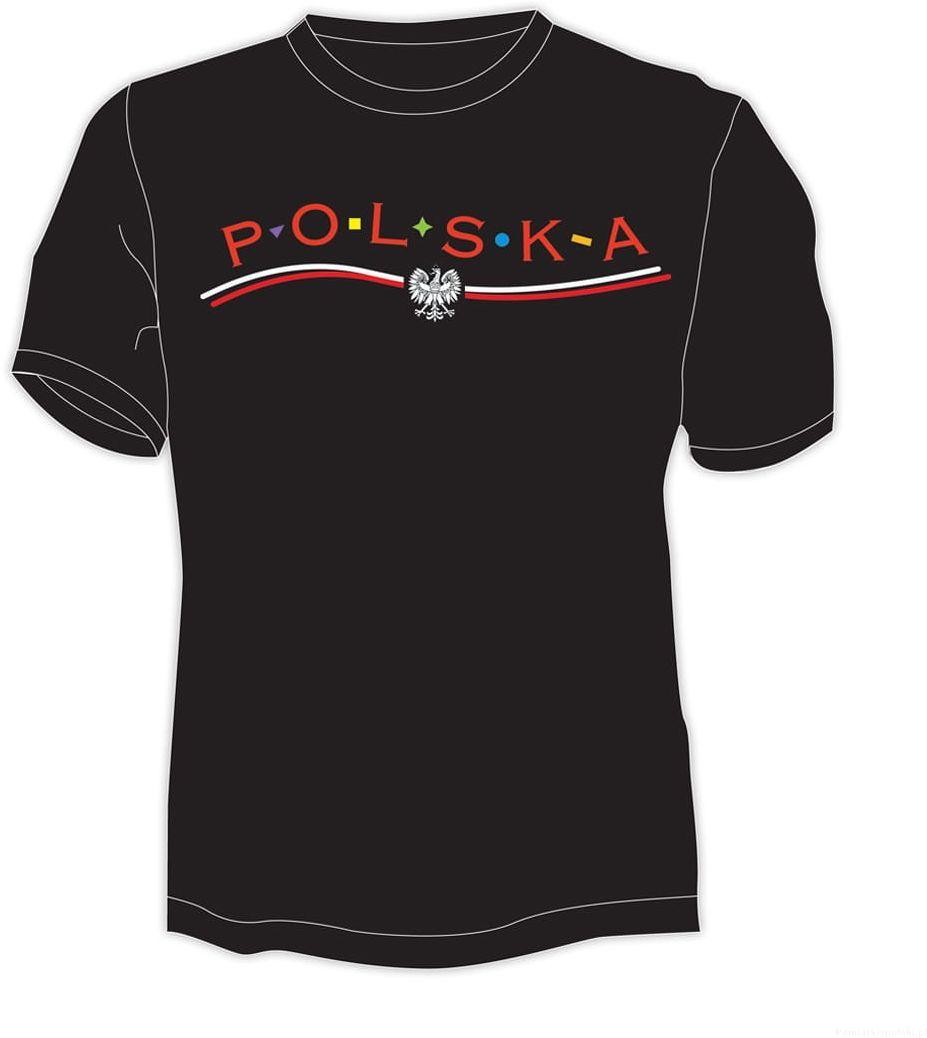 Koszulka Polska napis