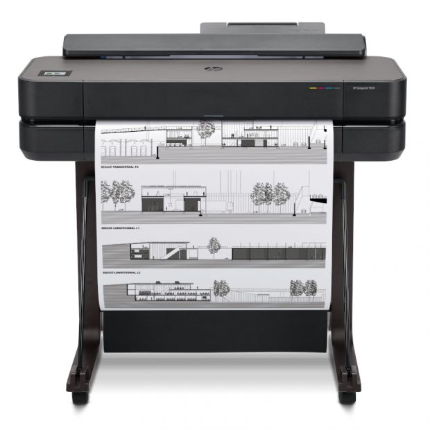 Ploter HP DesignJet T650 (610 mm) (5HB08A)