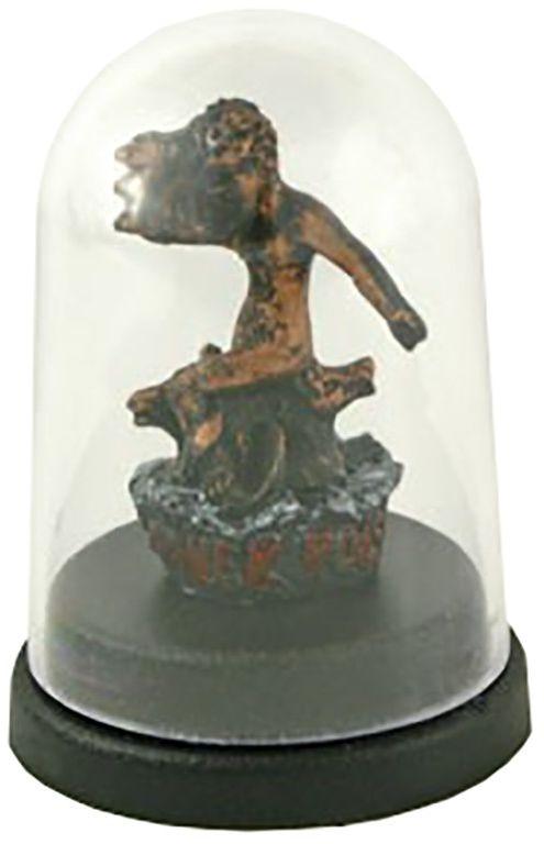 Statuetka mini pod kopułą  Gdańsk Neptun