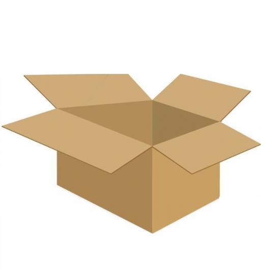 Karton klapowy tekt 3 - 600 x 300 x 320 na segregatory - 7 sztuk 450g/m2 fala C
