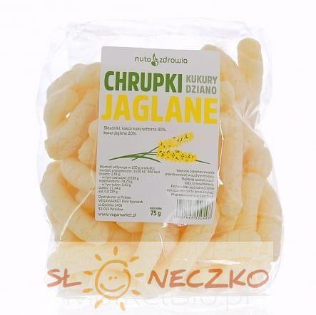 Chrupki kukurydziano-jaglane 75g