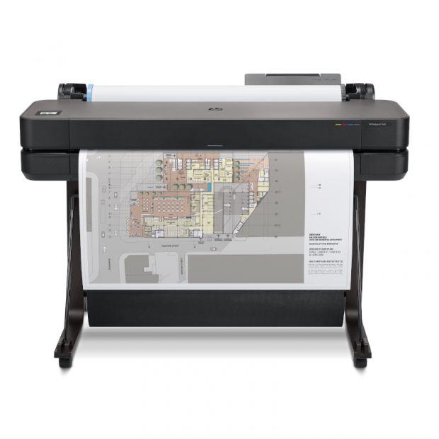 Ploter HP DesignJet T630 (914 mm) 860zł zwrotu od HP +100m papieru GRATIS - GOLD PARTNER HP (5HB11A)