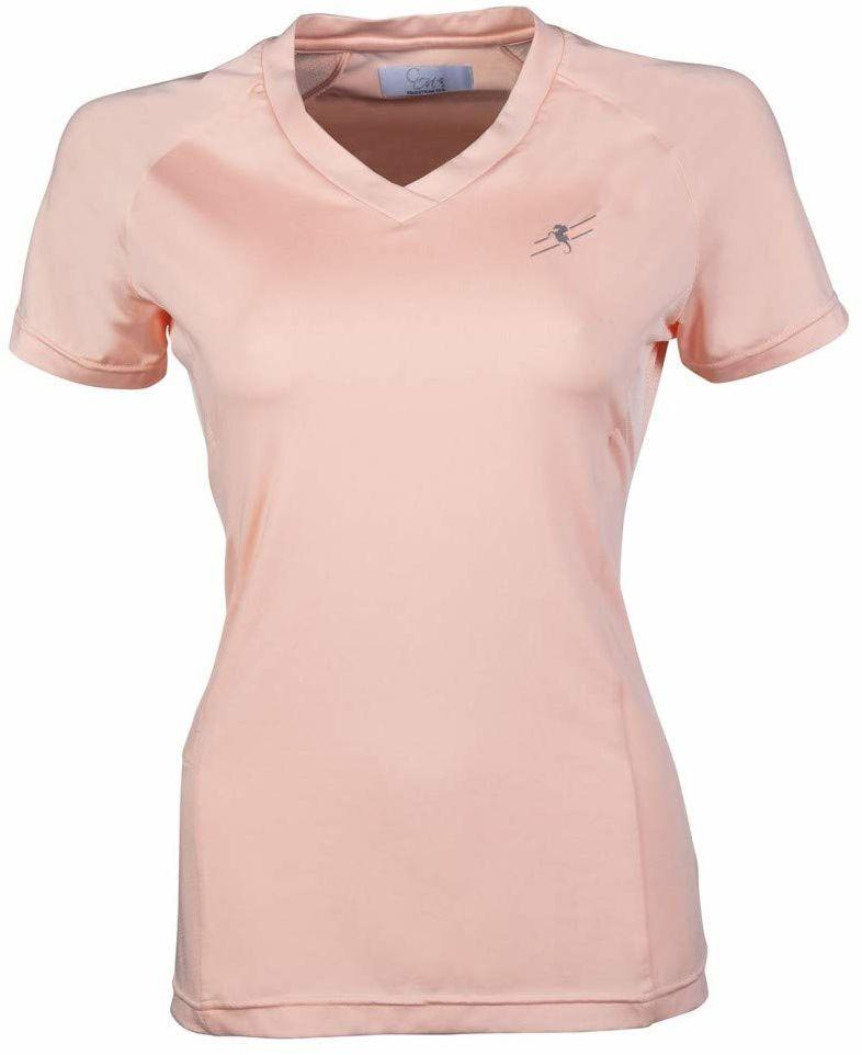 HKM T-shirt morelowy L
