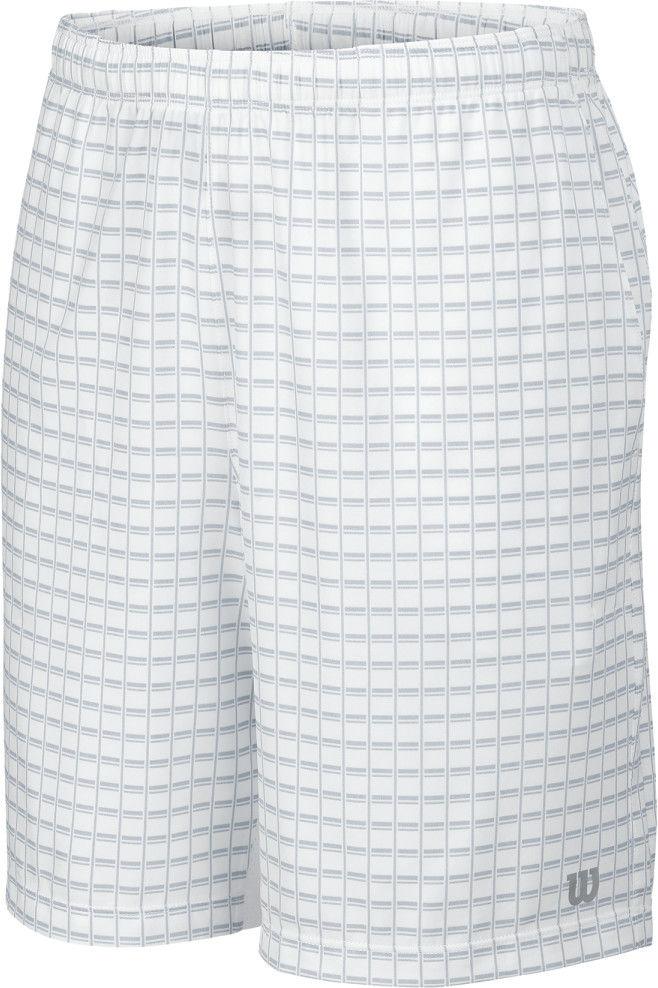 Wilson M SP Outline 8 Short - white /gray