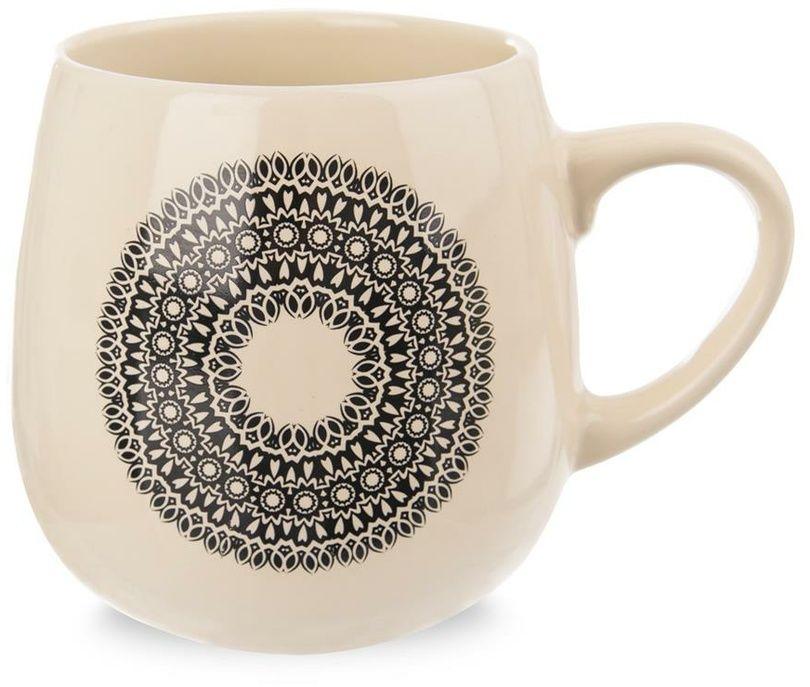 Orion Kubek ceramiczny Mandala 0,6 l, 4 szt.