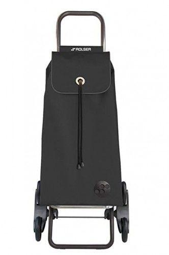 Wózek na zakupy Rolser Logic RD6 MF Marengo - NOWOŚĆ! 2 w 1!