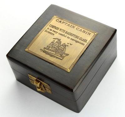 Pudełko Drewniane Palisander Prezentowe