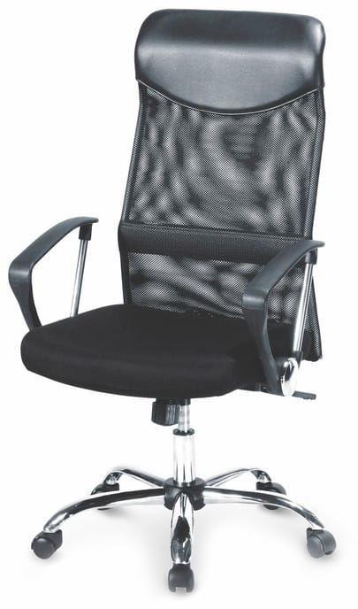 fotel biurowy Halmar VIRE czarny (Promocja!)