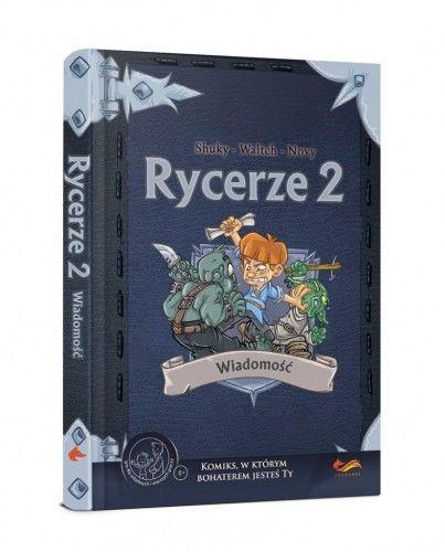Komiks paragrafowy Rycerze 2