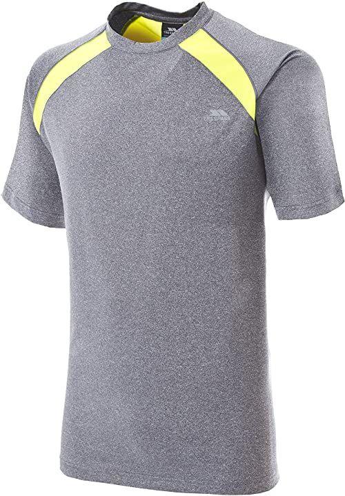Trespass Męska koszulka Telford Smoke Marl S