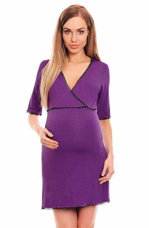 Ciążowa koszula nocna Becky