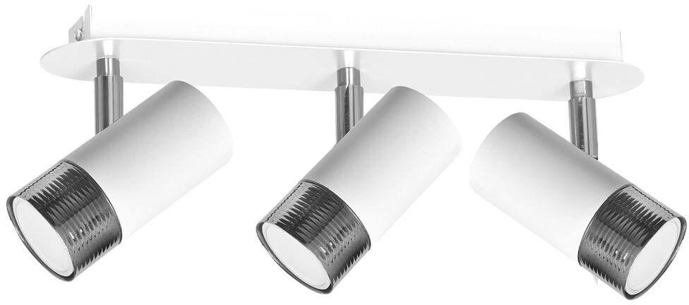 Lampa sufitowa DANI WHITE/CHROME 3xGU10