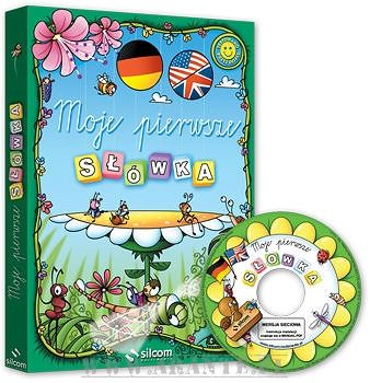 Moje pierwsze słówka niemieckie - multilicencja - CD-ROM
