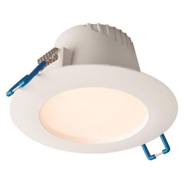Oczko oprawa sufitowa HELIOS LED 5W biały CIEPŁY
