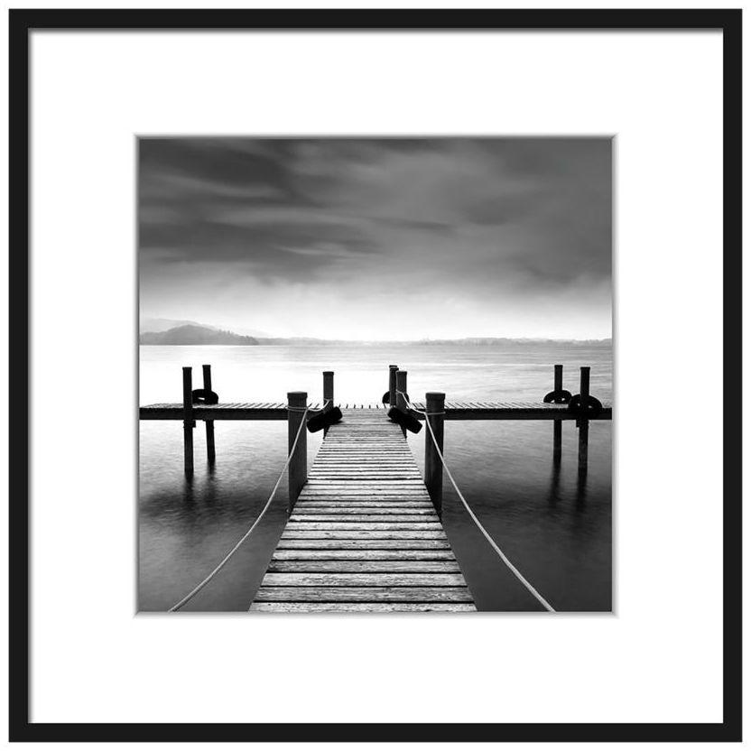 Obraz Artbox Foto Jetty 40 x 40 cm