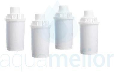 Aquaphor B100-15 filtry wody do dzbanków STANDARD Classic 4 sztuki