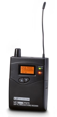 LD Systems MEI 1000 G2 BPR B6 odbiornik do systemu dousznego monitorowania LDMEI1000G2