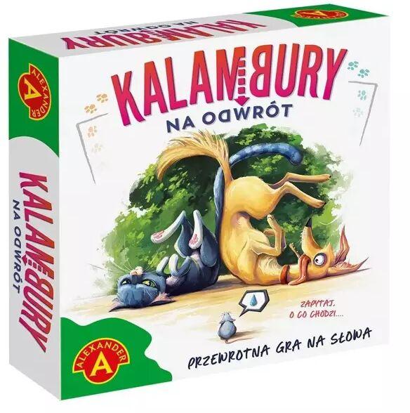 Kalambury na odwrót - Familijne ALEX - Alexander