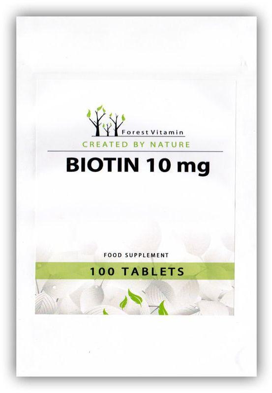 FOREST Vitamin Biotyna- 100tabl