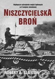 Niszczycielska broń - Ebook.