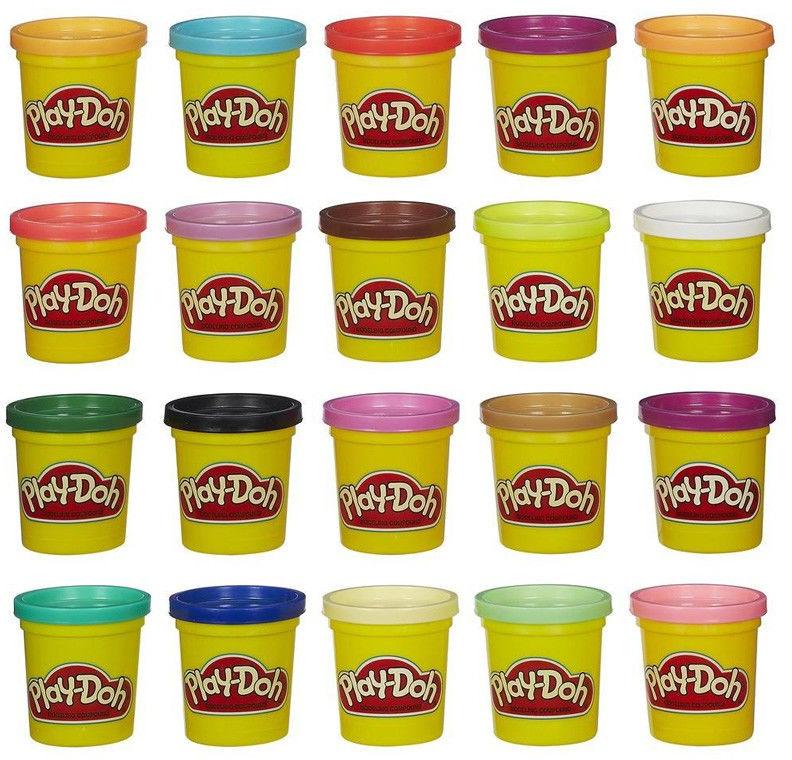 Hasbro - Ciastolina Play-Doh 20 tub A7924