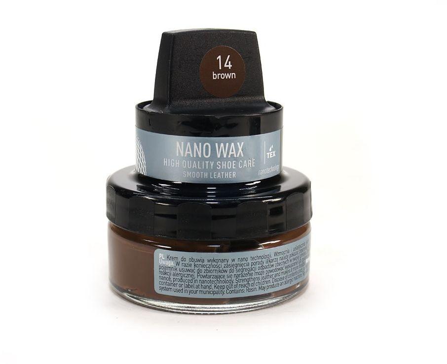 Krem do obuwia coc nano wax brą