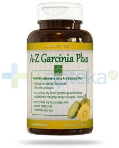 A-Z Garcinia Plus 60 kapsułek
