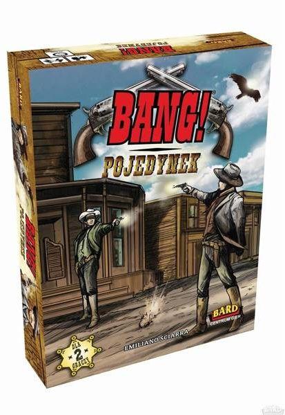 Bang! Pojedynek - Bard Centrum Gier