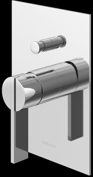 Kohlman bateria wannowa podtynkowa 2 wyjścia QW210D Dexame