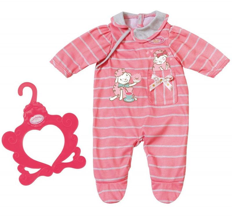 Baby Annabell - Ubranko Pajacyk różowe 700846 A