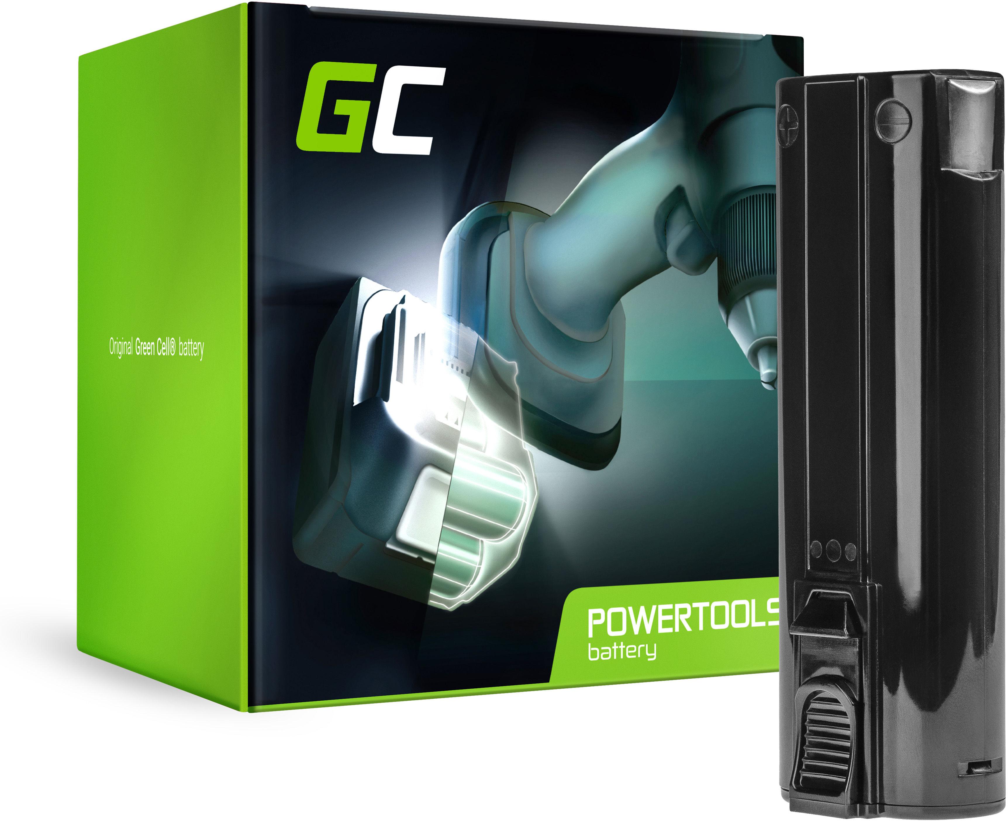 Bateria Green Cell (3.3Ah 6V) 404400 404717 do Paslode IMCT IM50 IM65 IM200 IM250 IM300 IM325 IM350 IM350A IM350CT