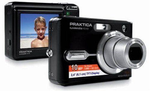 Praktica Luxmedia 10-X3 aparat cyfrowy