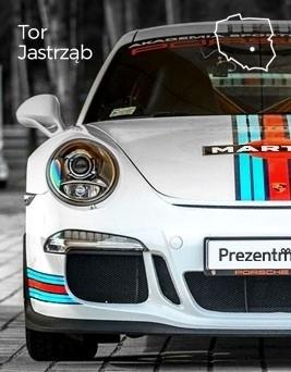 Jazda za kierownicą Porsche 911 (991) GT3  Tor Jastrząb